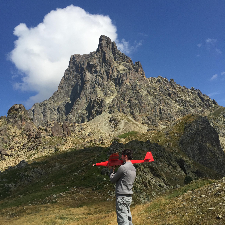 The measurement of the Pic du Midi d'Ossau
