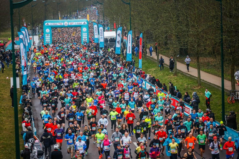 Semi-marathon of Paris 2018