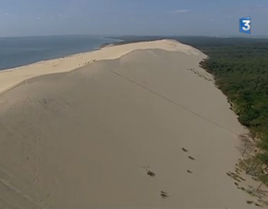 dune du pila 2016