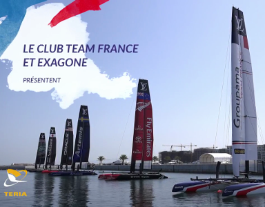 exagone_team_france_a_oman America's Cup Groupama