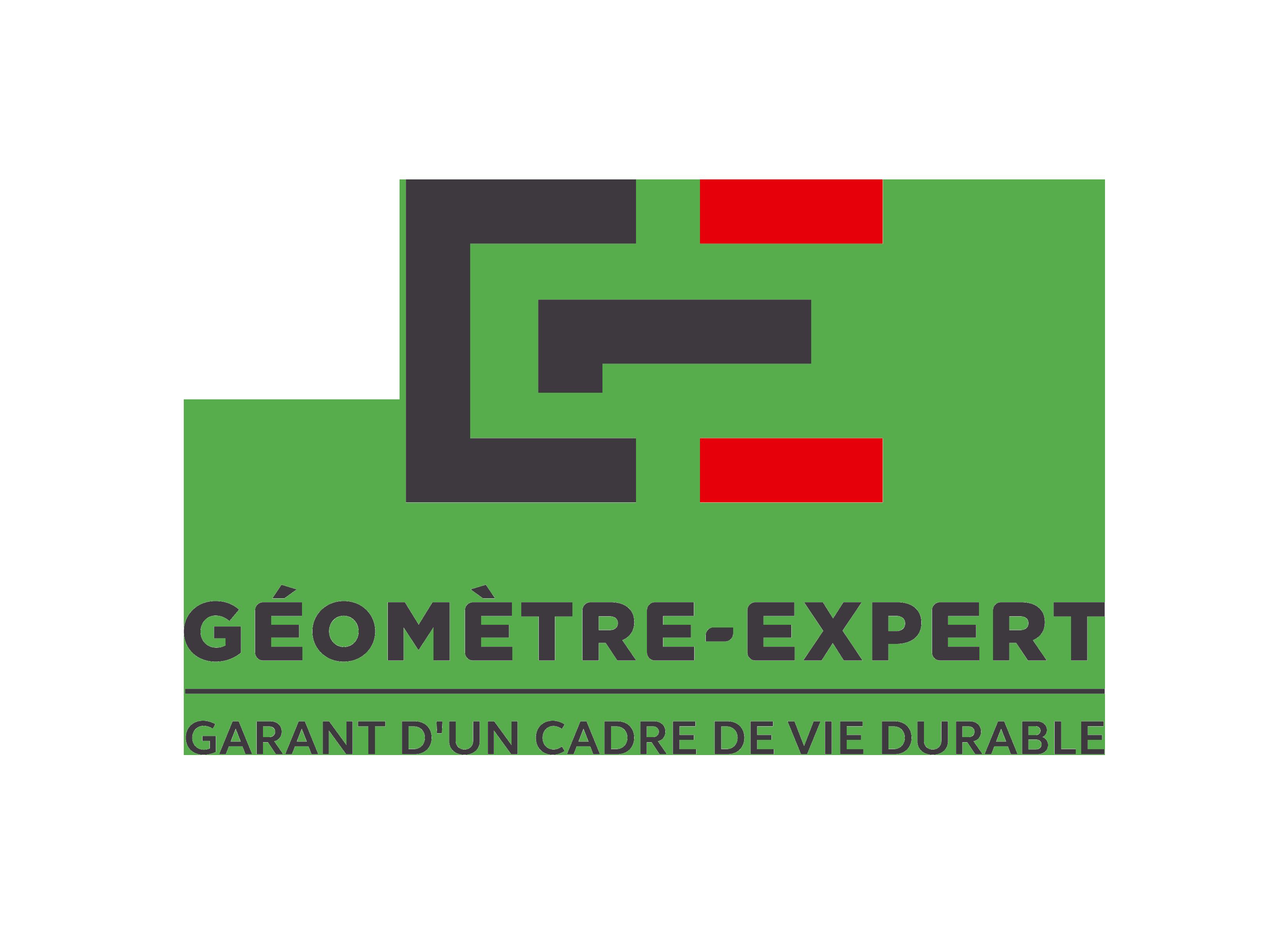 Logo OGE HD geometre expert
