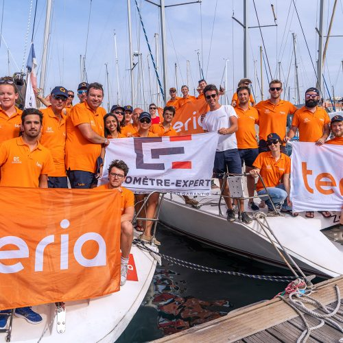 Team TERIA - JURIS'CUP 2019