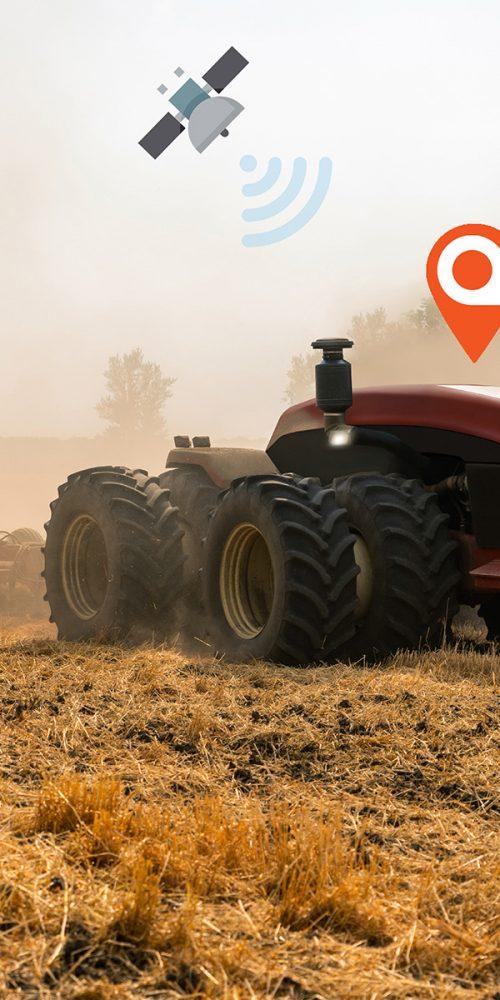 Agriculture de précision TERIA