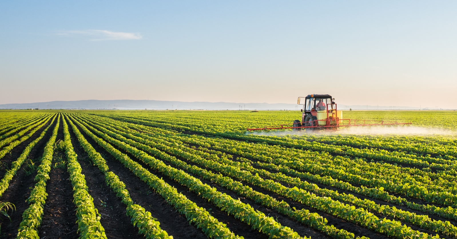 TERIA at the service of precision agriculture