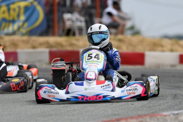 Coupe de France Brignolles 2019 - Théo Andreoletti
