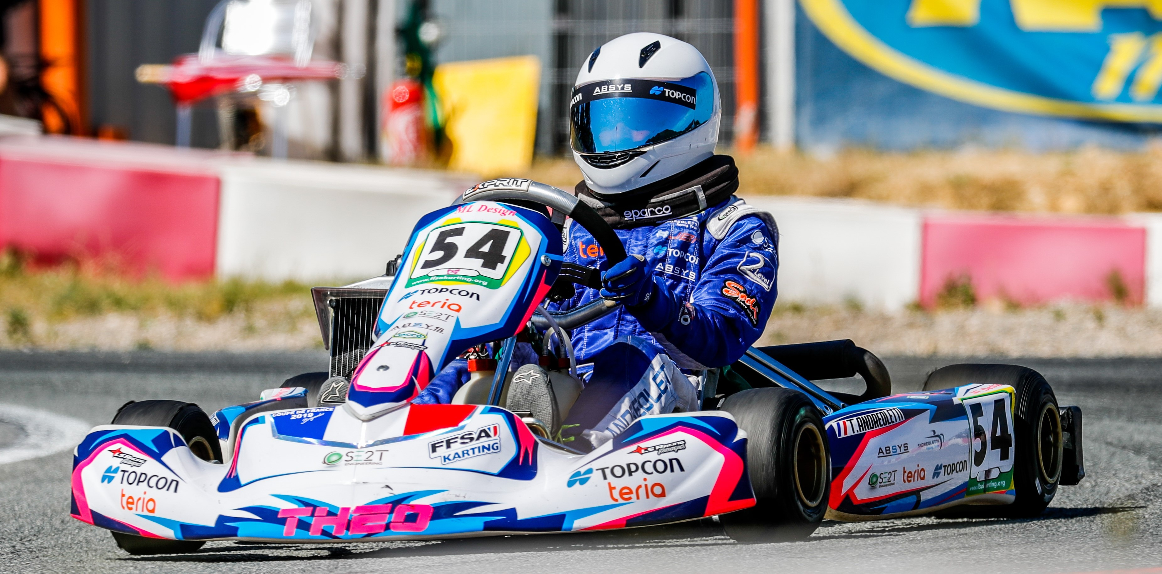 Coup de projecteur sur Théo ANDREOLETTI – champion de karting