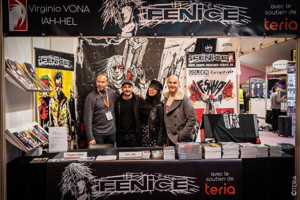 ANGOULEME FESTIVAL COMIC BOOK TERIA