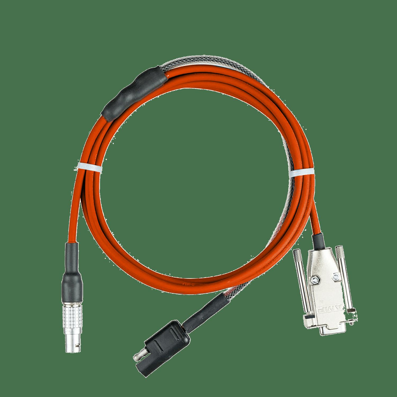 Câble Serie Terminal TERIA