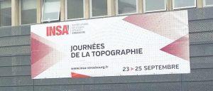 JDT INSA Strasbourg - Journées de la topographie