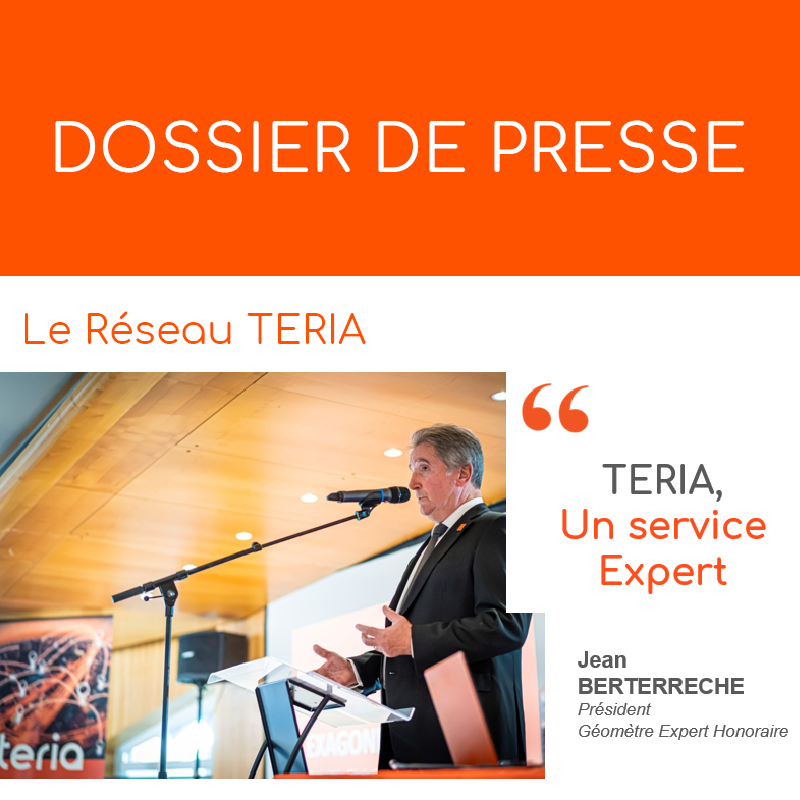Dossier de presse TERIA 2021