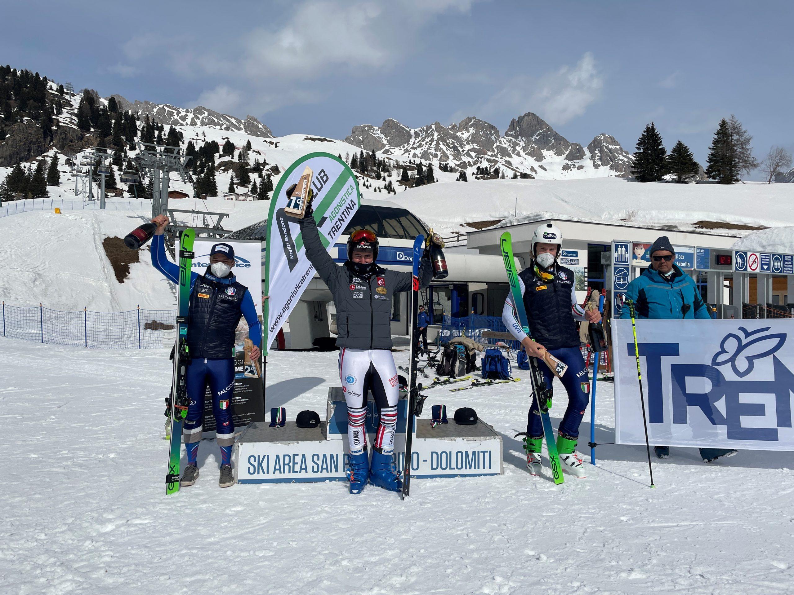 Lumière sur Romain MARI, athlète de skicross