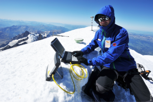 Ascension du Mont-Blanc TERIA